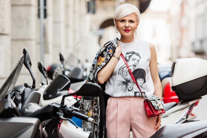 Fashion Show in Italy 2019-2020 | Anastasia Slabunova