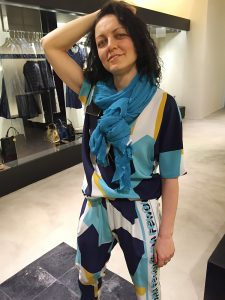 Отзыв о шоппинге с Анастасией Слабуновой