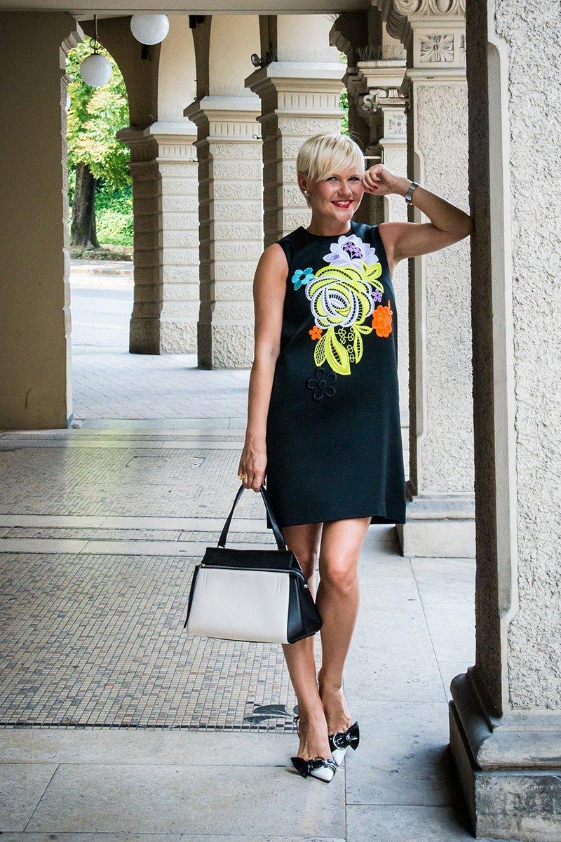 Маленькое чёрное платье от Christopher Kein