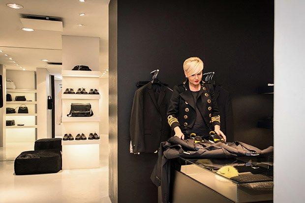 Мужской шопинг в Италии