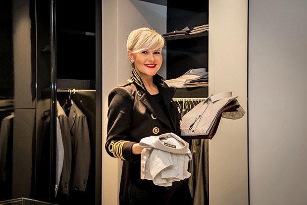 Анастасия Слабунова шопинг