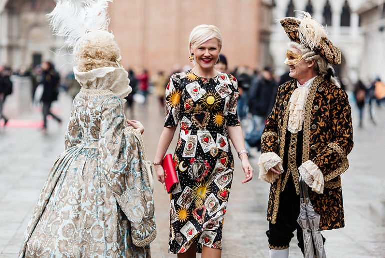 Что привезти из Венеции?