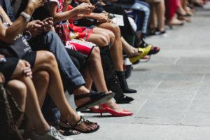 Неделя моды в Нью Йорке
