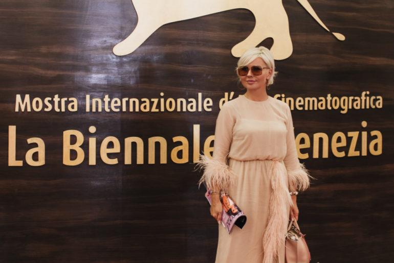 Анастасия Слабунова, Венецианский кинофестиваль 2019